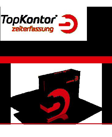 TopKontor Zeiterfassung